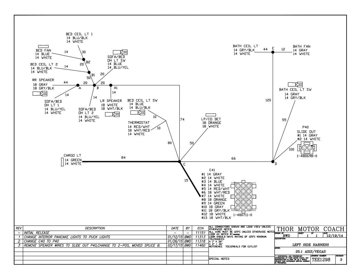 Toyota Tundra Trailer Brake Controller Wiring Diagram