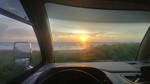 Click image for larger version  Name:Sunrise thru the windshield Sep2018.jpg Views:64 Size:20.8 KB ID:12802