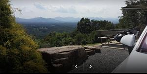 Click image for larger version  Name:Campfire lodgings cliff-side mountains and FrenchBroadRiver view.jpg Views:171 Size:68.2 KB ID:15712