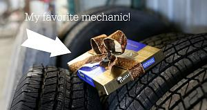Click image for larger version  Name:Tires and Chocolate.jpg Views:121 Size:105.3 KB ID:17443