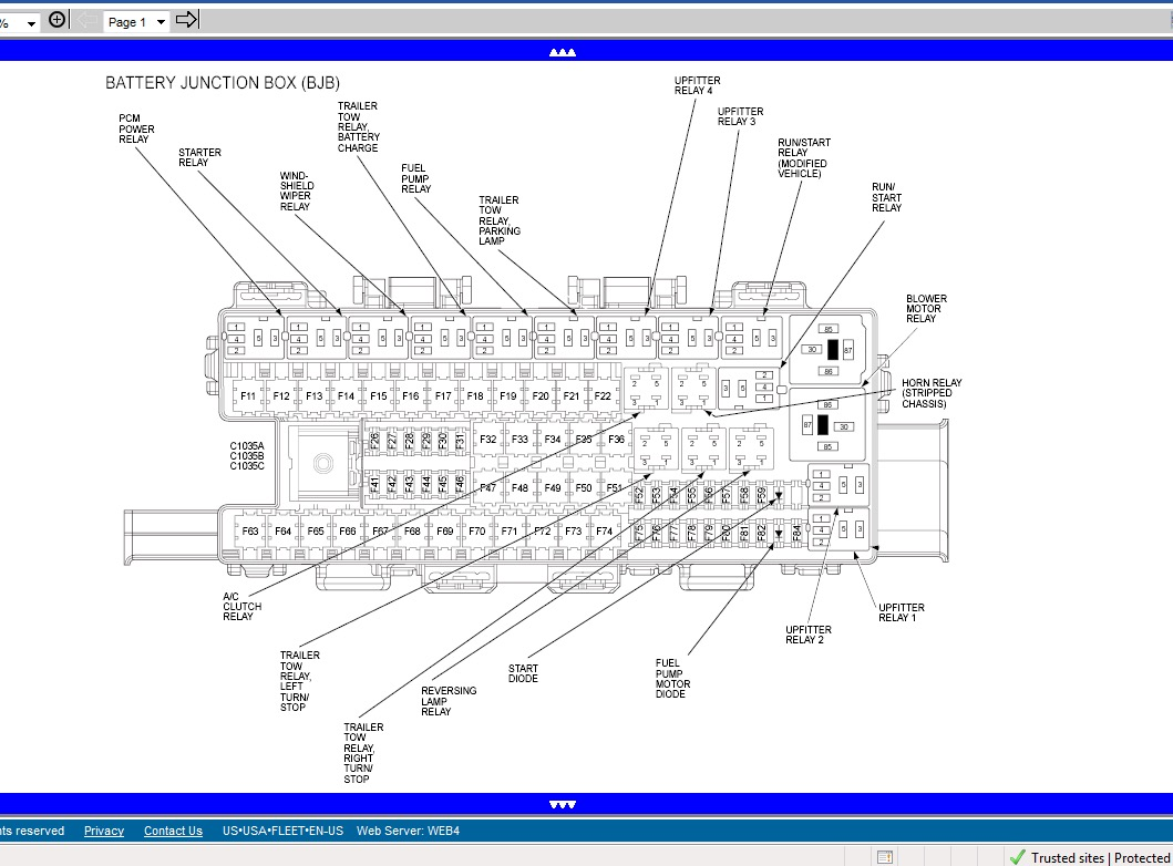 Thor Motorhome Wiring Diagram Library Click Image For Larger Version Name Vegas Bjb