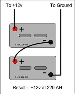 Click image for larger version  Name:2 Six Volt Batteries.jpg Views:24 Size:50.6 KB ID:19946