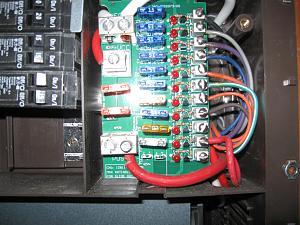 Click image for larger version  Name:DC Side Panel Red Positive 12v- Wht 12V Gnd.jpg Views:27 Size:158.1 KB ID:21734