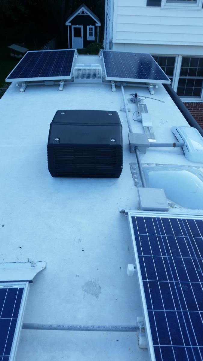 Solar panels - Thor Forums